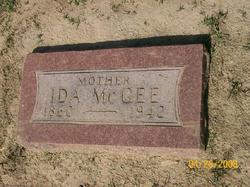 Ida Josephine <i>Copeland</i> McGee