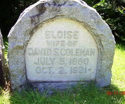 Eloise <i>Byrd</i> Coleman