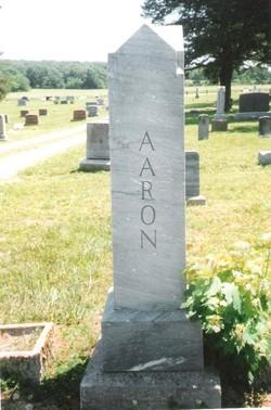 Alice Mary <i>Gollahon</i> Aaron