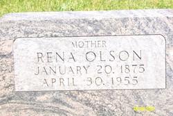 Rena <i>Nelson</i> Olson
