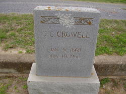 Conquest Cross C. C. Crowell