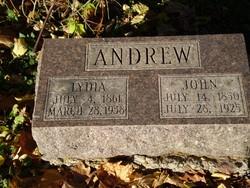 Lydia <i>Edwards</i> Andrew