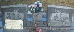 Inez L. <i>Lolley</i> Flowers