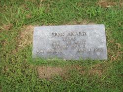 Fred Akard