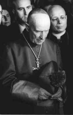 Cardinal Giulio Bevilacqua