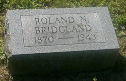 Roland Newton Bridgland
