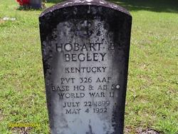 Hobart B. Begley
