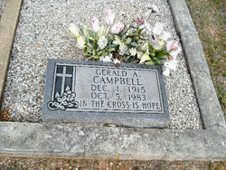 Gerald A. Campbell