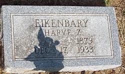 Harve Zachariah Eikenbary