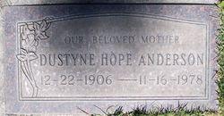 Dustyne Hope Anderson