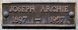 Joseph Jasper Archie