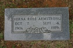 Verna Ross <i>Pepper</i> Armstrong