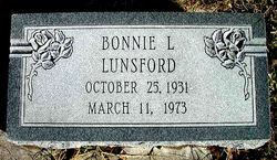 Bonnie Lou <i>Beer</i> Lunsford