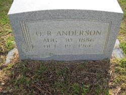 Orange R. Anderson
