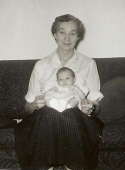 Mary Madelon <i>Greenburg</i> Adams
