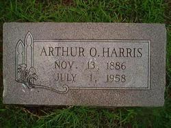 Arthur Oscar Harris
