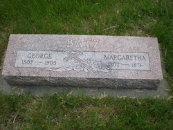 Margaretha <i>Roder</i> Batz
