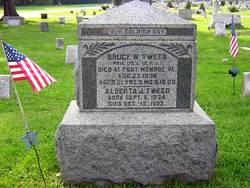 Alberta J. Bertha Tweed