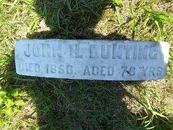 John H. Bunting