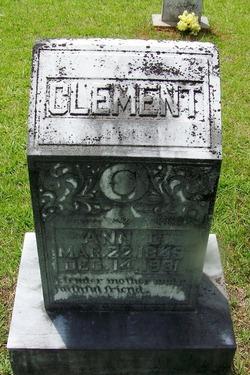 Ann C Clement