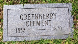 Greenberry Clement