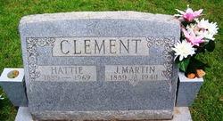 J Martin Clement