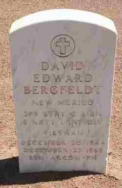 Spec David Edward Bergfeldt