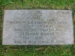 Steven Duane Fanshier