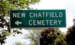 Chatfield Cemetery New