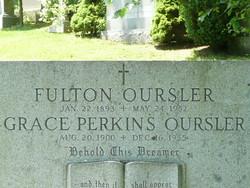 Fulton Oursler, Sr