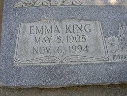 Emma <i>King</i> Bradford