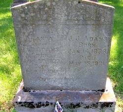 Pvt Joseph Jones Adams