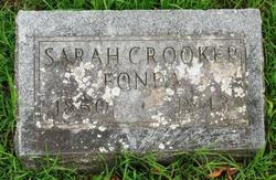 Sarah C Fonda