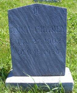 Anna Chaney