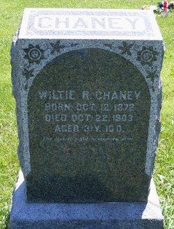 Wiltie R. Chaney
