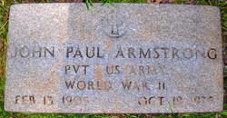 John Paul Armstrong