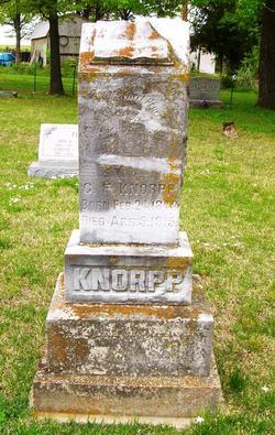Charles F Knorpp