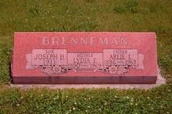 Lydia Elizabeth <i>Cripe</i> Brenneman
