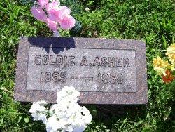Goldie Alice <i>Carter</i> Asher