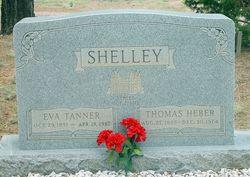 Eva <i>Tanner</i> Shelley