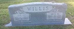 Ardie Bell <i>Jones</i> Willis