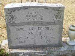 Carol Ann <i>Donohue</i> Smith