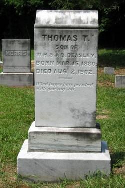 Thomas T Beasley