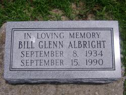 Bill Glenn Albright