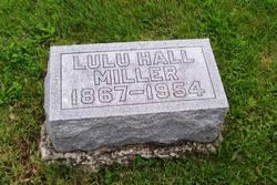 Lulu M. <i>Hall</i> Miller