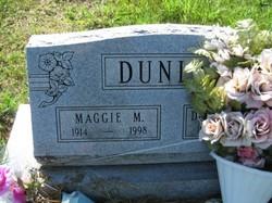 Maggie M. <i>Smeltzer</i> Dunlap