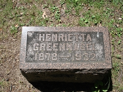 Henrietta Greennagel