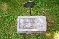 Alice M. <i>Hunt</i> Axe