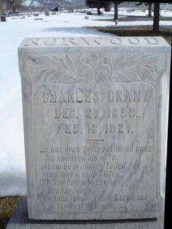 Charles Grant Charley Norwood