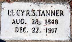 Lucy Rhoena <i>Snyder</i> Tanner